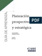 Planeacion Prospectiva Guia de Aprendizaje