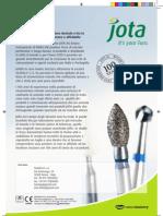 Frese dentali JOTA