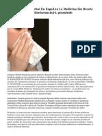 Adquirir Viagra Herbal En España La Medicina Sin Receta En La Farmacia Onlinefarmacia24. possuindo