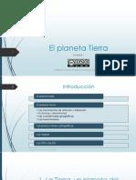UD 1 -HD-. El Planeta Tierra