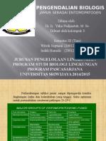 Presentation Pengendalian Biologis PATOGENITAS JAMUR