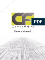 CivilFEM Theory Manual