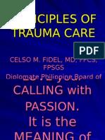 Principles of Trauma Care