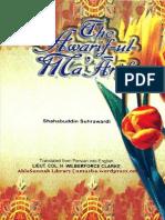 Awarif Ul Maarif English