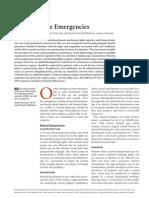 Common Eye Emergencies
