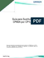Guia Para Sustituir Un CPM2A Por Un CP1L