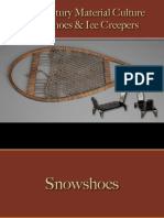Footwear - Snowshoes & Ice Creepers