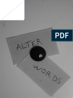 Alterwords 14