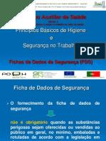 Fichas de Dados de Segurança