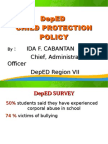childprotectionpolicy-130715091712-phpapp02