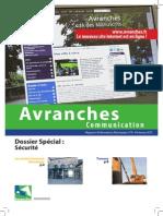 Avranches Communication #78 - printemps 2013