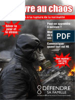 Guide Survivre a Un Effondrement de Normalite