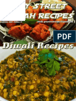 Grey Street Casbah Recipes (Diwali) - October 2015