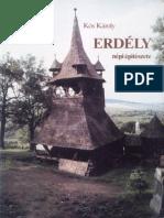 Erdely Nepi Epiteszete - Kos Karoly