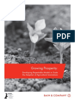 REPORT Growing Prosperity