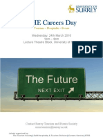 University of Surrey Careers Day