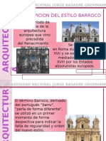 Arquitectura Del Barroco 2