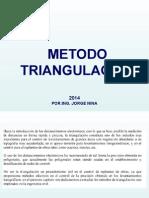 Triangulacion 2015