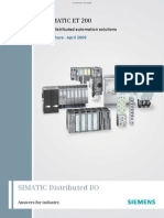 Brochure Simatic-et200 En