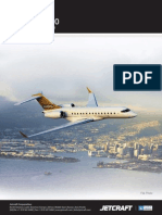 2015 Jetcoast Global 6000 Sn 9620 Complete June 2015