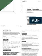 Manual DSR-450