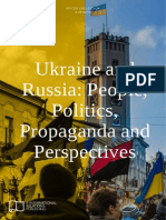 Ukraine and Russia E IR