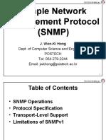 Snmp Protocol