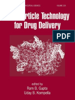 Nano Particle Technology for Drug Delivery 2006