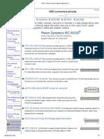 HDD Connectors Pinouts Diagrams @ Pinouts