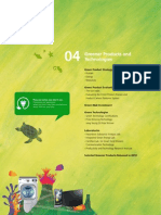 Greener Products and Technologies