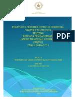 RPJMN 2010-2014, Buku II (Bab 8)