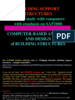 Computer-based Analysis and Design of Building Structures With Emphasis on SAP2000, Wolfgang Schueller