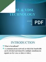 Adsl & Vdsl Technology