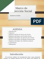 Ley Marco de Proteccion Social Honduras