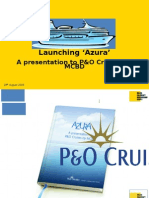 Launching 'Azura'
