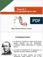 1. GENETICA INTRODUCCION