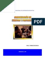 Organizacion de Eventos y Protocolo