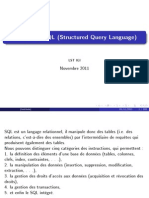 SQL IGI