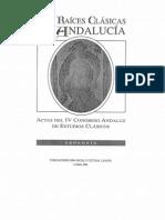 Las Raices Clasicas de Andalucia