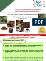 Presentasi Agroindustry vs Asean Economic Community 2015