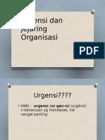 Urgensi dan Jejaring Organisasi.pptx
