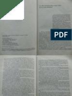 La Deconstrucción. Tesis. Libro Derrida