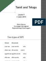 NPI Presentation