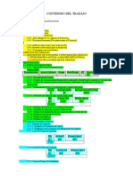 Estructura De un  Proyecto