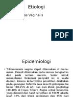 Etiologi&Epidemiologi