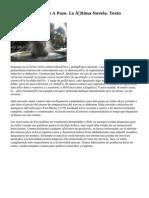 CVC. Lecturas Paso A Paso. La Última Novela. Texto