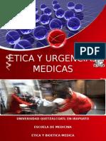 Etica y Urgencias Medicas - Copia