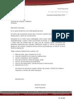 Carta Mineduc