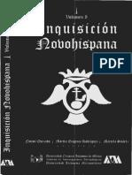 Inquisicion Novohispanica v 1