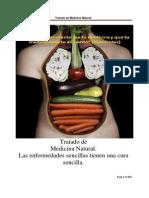 Garcia Zurro Luis Miguel - Tratado de Medicina Natural